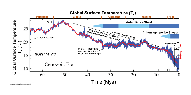 Antarctic Refrigerator Effect and Climate Sensitivity
